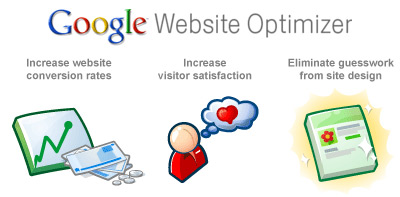 google website optimiser